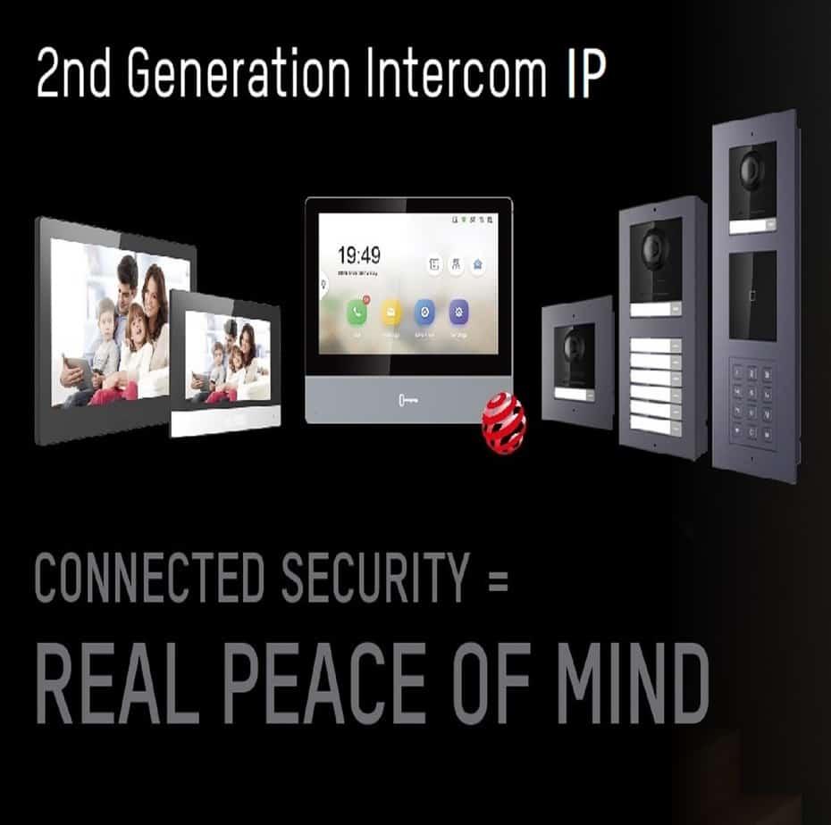 IP Sprechanlage zusammenstellen